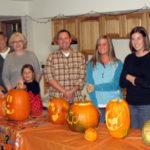 Annual CB&A Pumpkin Carving Extravaganza