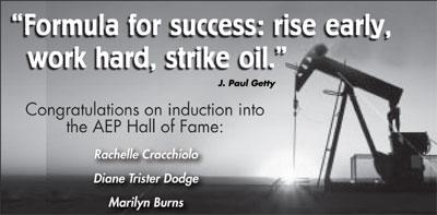 AEP Hall of Fame 2010