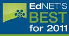 EdNET's Best logo