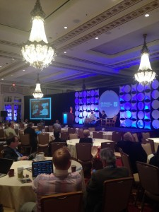 Main stage at SIIA Education Industry Summit 2014