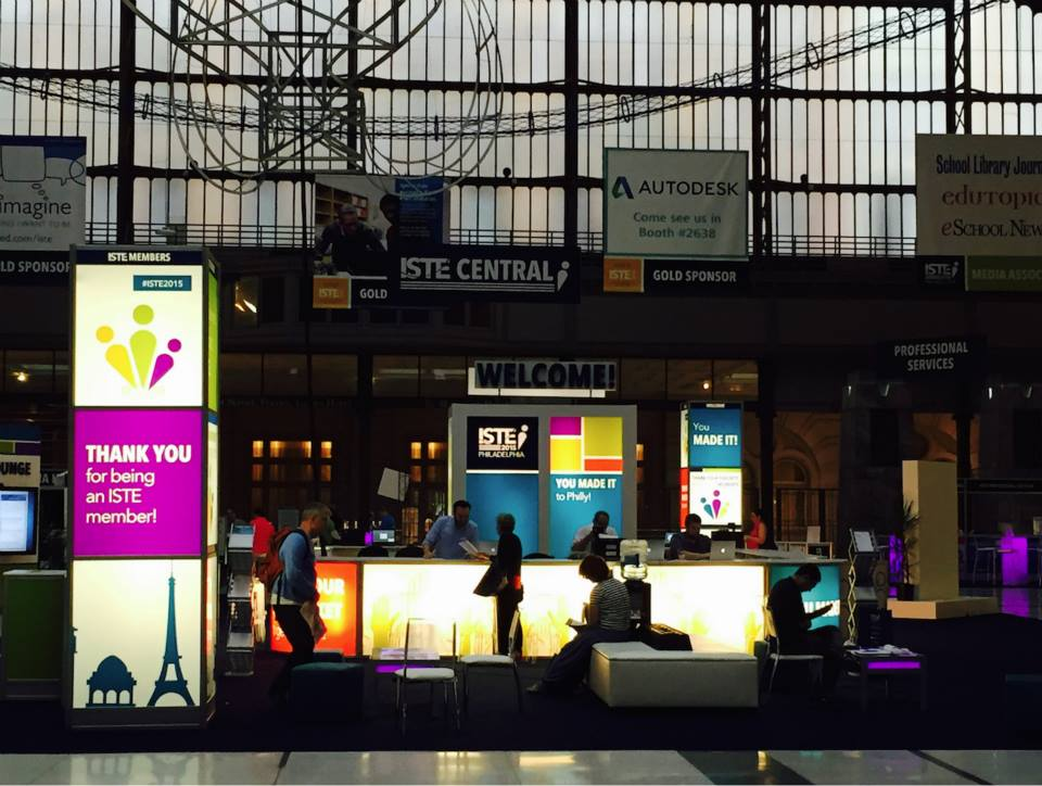 Welcome to ISTE2015!