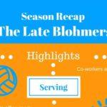 The Late Blohmers Season Recap