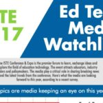 Infographic: The Media's ISTE 2017 Watchlist