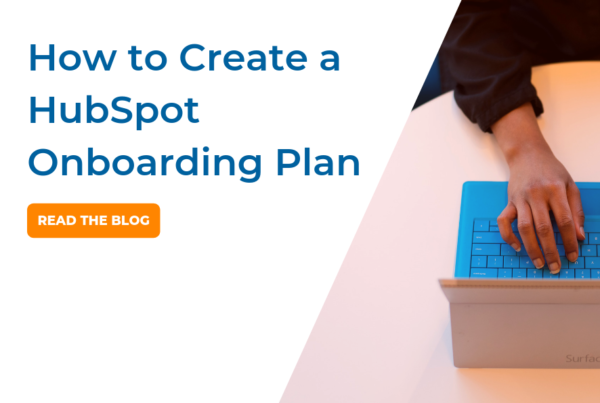 Need help with your HubSpot onboarding plan? All you have to do is reach out to the CB&A team for your edtech content marketing campaign.
