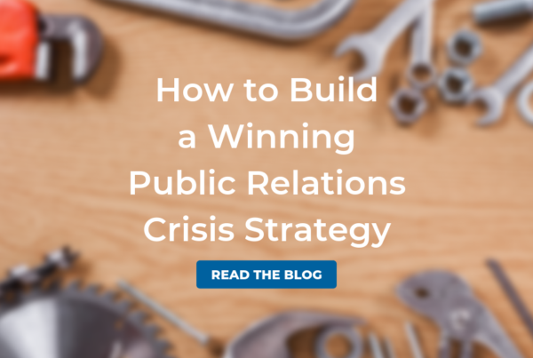 Public Relations Crisis Strategy Planning
