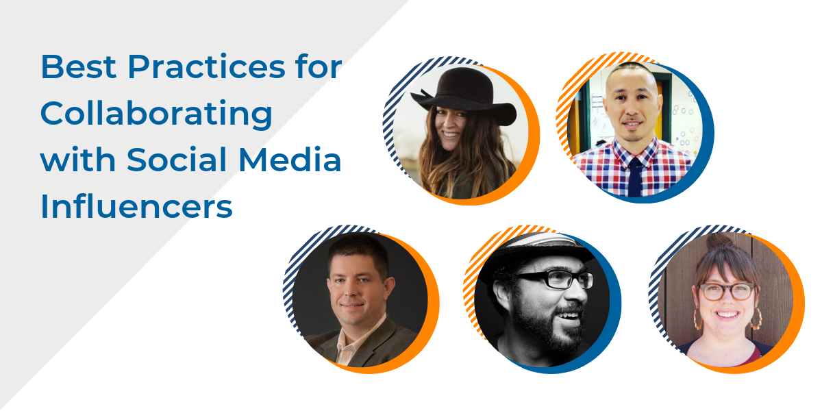 Social Media Influencers Best Practices Blog Post Hero Image