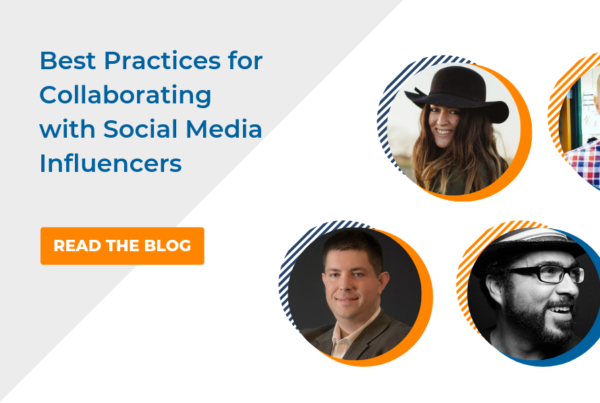 Social Media Influencers Best Practices Blog Post Cover Image