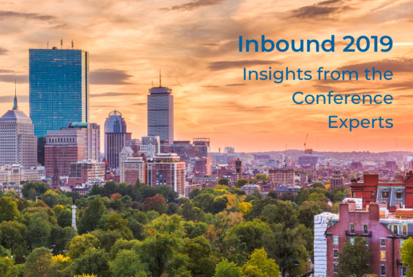 Hear from the experts who spoke at Inbound 2019