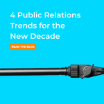 4 Public Relations Trends for 2020